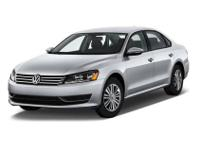 Get acquainted with our 2015 Volkswagen Passat 1.8T SE.