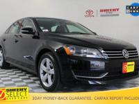 New Price! 2015 Volkswagen Passat 1.8T SE Certification