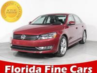 CARFAX 1-Owner, LOW MILES - 24,795! FUEL EFFICIENT 36