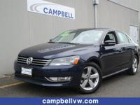 Passat Limited Edition that is nicely equipped and has