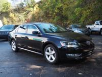 2015 Volkswagen Passat New Price! CARFAX One-Owner.