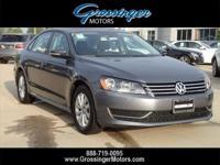 *Save big money on this 2015 Volkswagen Passat