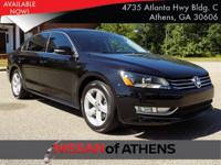 Look at this 2015 Volkswagen Passat 1.8T LIMITED ED.