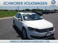 This outstanding example of a 2015 Volkswagen Passat is