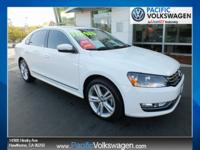 1 OWNER,CERTIFIED, SUPER CLEAN, PASSAT SEL LEATHER,