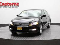 Recent Arrival! 2015 4D Sedan Black 2015 Volkswagen