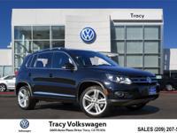 Options:  2015 Volkswagen Tiguan R-Line|Just Reduced!