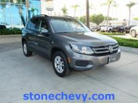 CARFAX One-Owner. Clean CARFAX. 2015 Volkswagen Tiguan