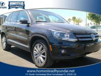 This outstanding example of a 2015 Volkswagen Tiguan