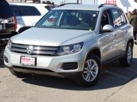 Boasts 26 Highway MPG and 21 City MPG! This Volkswagen
