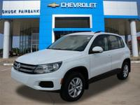 Check out this gently-used 2015 Volkswagen Tiguan we