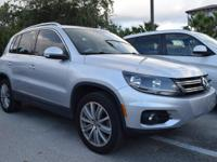 2015 TIGUAN SE with APPEARANCE Package 2.0T AUTO, Call