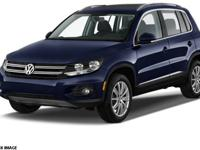 Check out this amazing 2015 Volkswagen Tiguan SEL