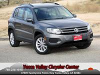 Climb inside the 2015 Volkswagen Tiguan! Performance,