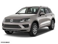 In this 2015 Volkswagen Touareg TDI Sport, enjoy every