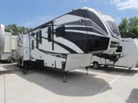 2015 VOLTAGE FIFTH WHEEL TOY HAULER ONBOARD FUELING