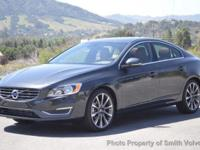This 2015 Volvo S60 4dr 2015.5 4dr Sedan T5 Drive-E
