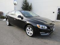 Black Stone 2015 Volvo S60 T5 Premier AWD 6-Speed