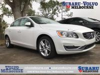 LOW MILEAGE 2015 VOLVO S60 T5 DRIVE-E PLATINUM**CLEAN