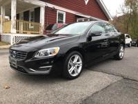 2015 Volvo S60 T5 Platinum Black Automatic with