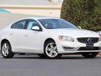 This outstanding example of a 2015 Volvo S60 T5 Drive-E