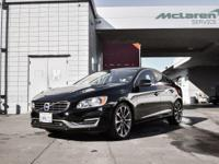 CarFax 1-Owner, This 2015 Volvo S60 T5 Drive-E Premier