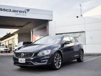 This 2015 Volvo S60 T5 Drive-E Premier will sell fast