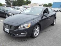 Clean CARFAX. Gray 2015 Volvo S60 T5 Premier AWD