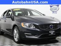 2015 Volvo S60 T5 Premier. STILL UNDER MANUFACTURER'S