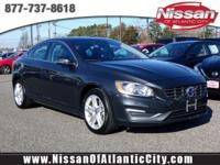 Check out this 2015 Volvo S60 T5 Premier. Its Automatic