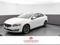 **VOLVO CERTIFIED**, **ONE OWNER**, **UNDERRINER SOLD &