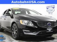 Black Stone 2015 Volvo S60 T6 FWD Automatic with