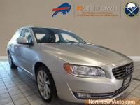 Beautiful 2015 Volvo S80 T6 AWD finished in Bright