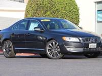 Check out this gently-used 2015 Volvo S80 we recently