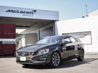 CarFax 1-Owner, LOW MILES, This 2015 Volvo V60 T5