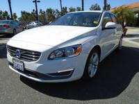 This is a very nice low mileage pre-owned 2015 V60