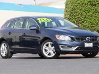 This 2015 Volvo V60 T5 Drive-E Premier is offered to