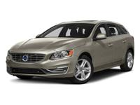 Outstanding design defines the 2015 Volvo V60! This is