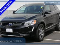 2015 Volvo XC60 T6 Black Stone New Price! *NAVIGATION*,