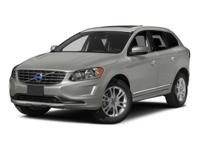 This XC60 comes with the Platinum Package, Climate