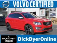 VOLVO CERTIFIED PRE-OWNED ONE OWNER WITH A CLEAN CARFAX