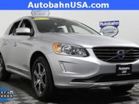 Bright Silver Metallic 2015 Volvo XC60 T6 AWD 6-Speed