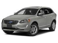 Take command of the road in the 2015 Volvo XC60! An