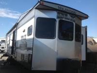 The 2015 Lodge Destination Travel Trailer Model
