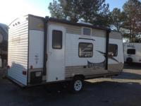The 2015 X-Lite Travel Trailer Model 185RBXL is one of