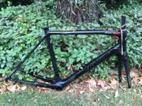 2015 Wilier Zero 7 - Size L Frameset is in excellent