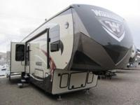 # 20038 2015 Winnebago Destination 35RE New 35' Fifth