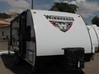 2015 Winnebago Minnie 2101DS. New 21 Travel Trailer. 1