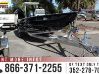 2015 Xpress Skiff 165 - 70HP Yamaha Engine - All Welded