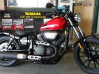 Old school just got left back. 2015 Yamaha Bolt YAMAHA
